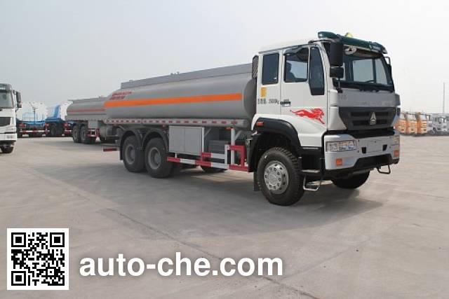 Luye fuel tank truck JYJ5254GJYD