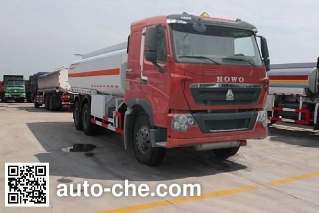 Luye fuel tank truck JYJ5257GJYD1