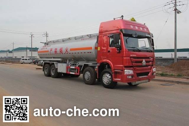 Luye fuel tank truck JYJ5317GJYD1