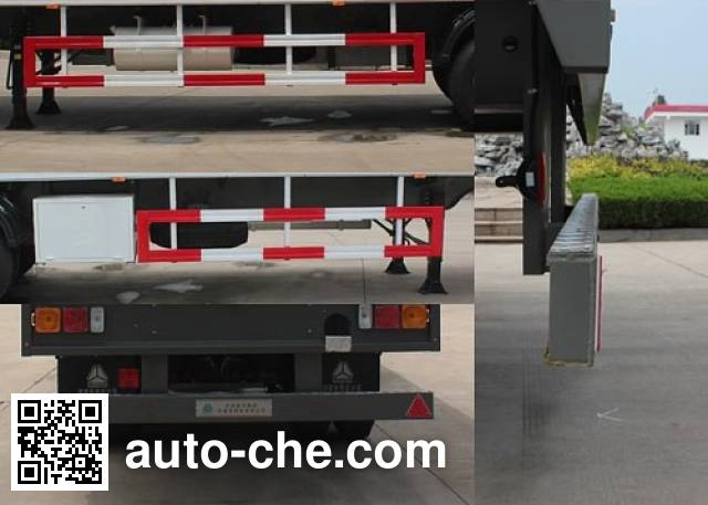 Luye refrigerated trailer JYJ9400XLC