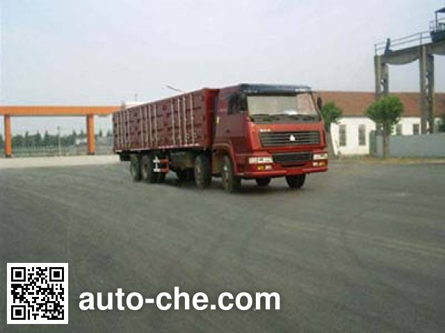 Jizhong dump truck JZ3310