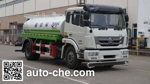 Yunli sprinkler machine (water tank truck) LG5160GSSZ5