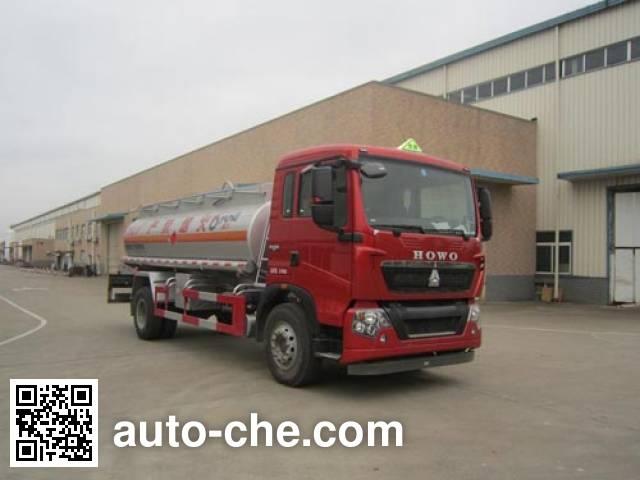Yunli oil tank truck LG5160GYYZ5