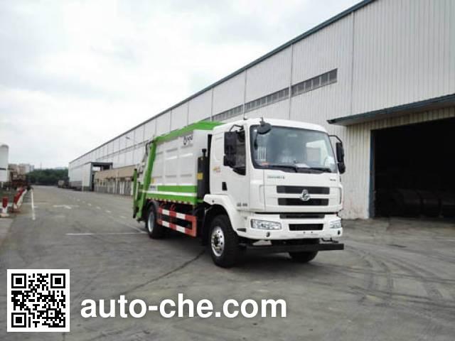 Yunli garbage compactor truck LG5160ZYSC
