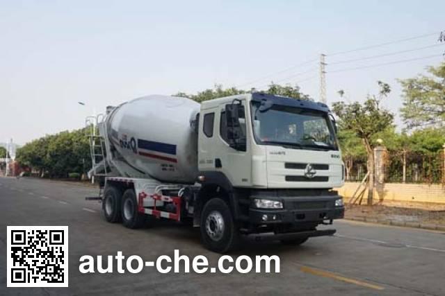 Yunli concrete mixer truck LG5250GJBC5