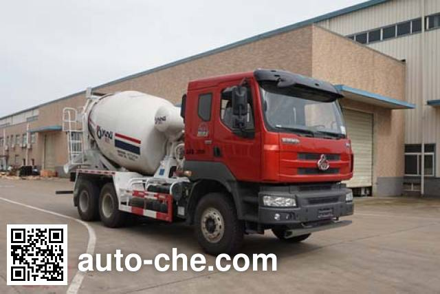 Yunli concrete mixer truck LG5250GJBLQ