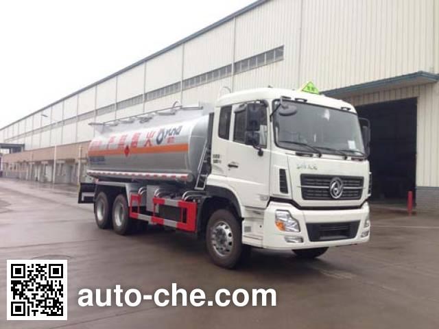 Yunli oil tank truck LG5250GYYD4
