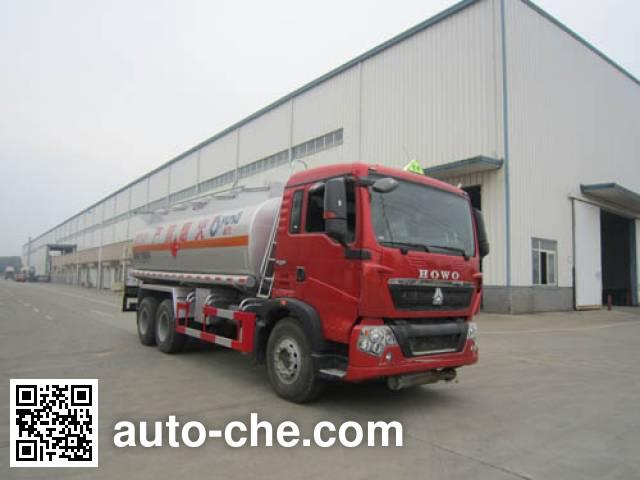 Yunli oil tank truck LG5250GYYZ4