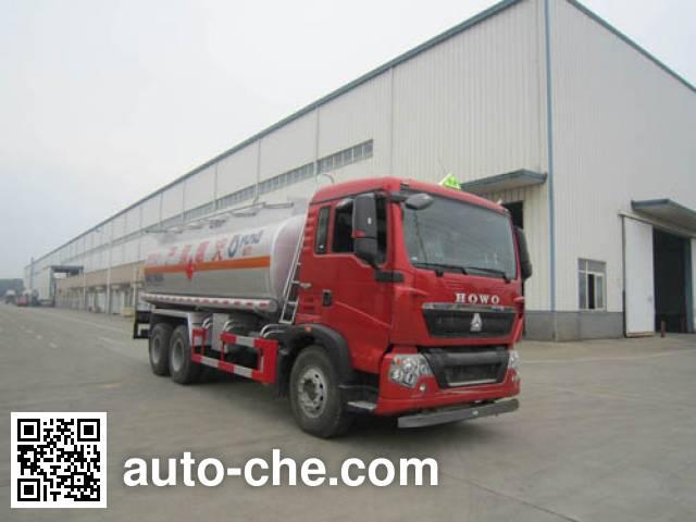 Yunli oil tank truck LG5250GYYZ5