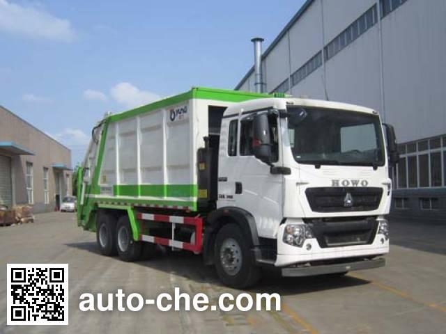 Yunli garbage compactor truck LG5250ZYSZ