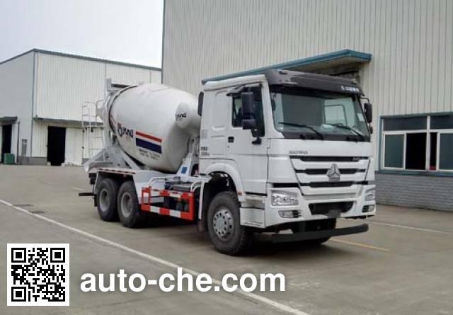 Yunli concrete mixer truck LG5252GJBZ4