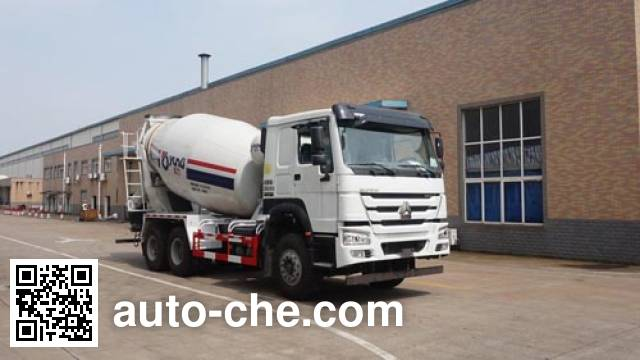 Yunli concrete mixer truck LG5252GJBZ5