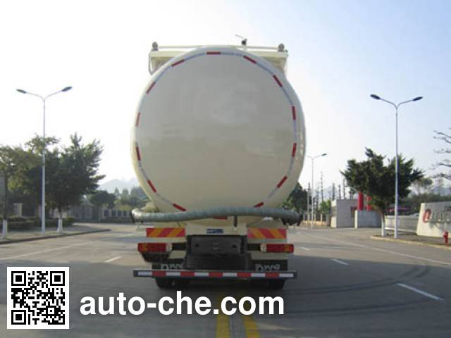 Yunli low-density bulk powder transport tank truck LG5310GFLJ5