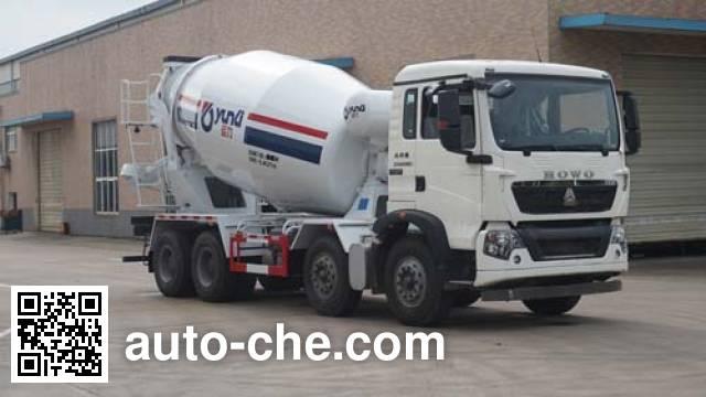 Yunli concrete mixer truck LG5311GJBZ4