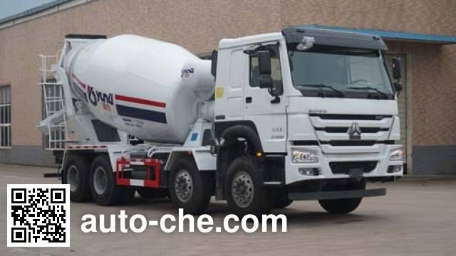 Yunli concrete mixer truck LG5317GJBZ4