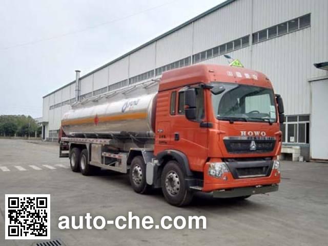 Yunli aluminium oil tank truck LG5320GYYZ4