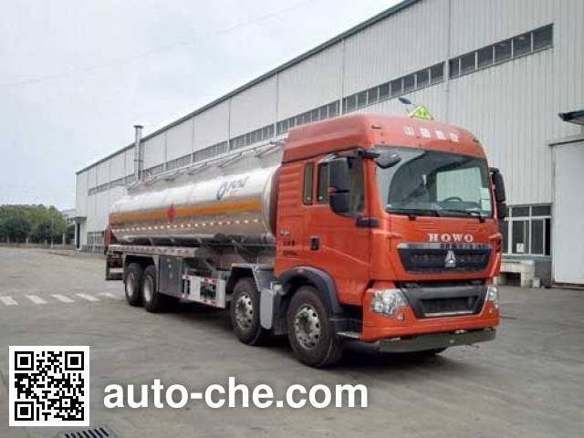 Yunli aluminium oil tank truck LG5312GYYZ5