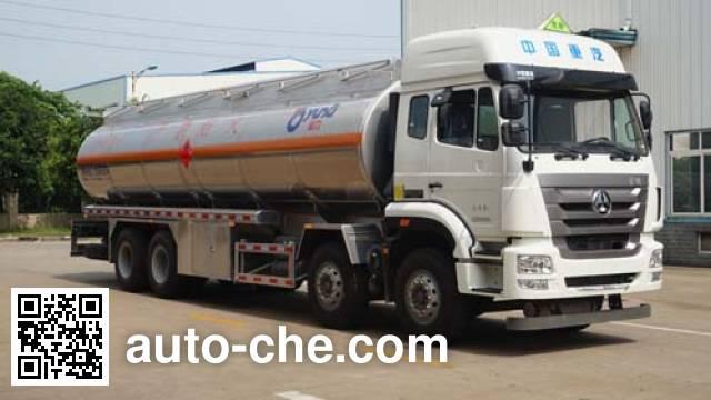 Yunli aluminium oil tank truck LG5321GYYZ4