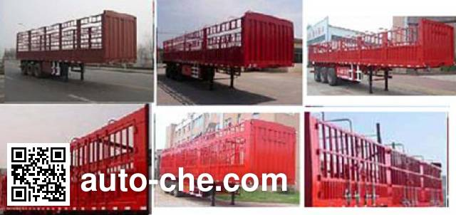 Sitong Lufeng stake trailer LST9400CXY