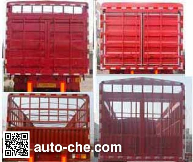 Sitong Lufeng stake trailer LST9404CCY