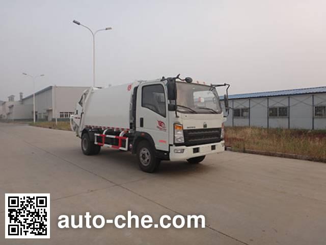 Qingzhuan garbage compactor truck QDZ5100ZYSZHL2ME1