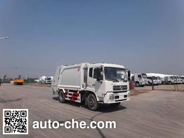 Qingzhuan garbage compactor truck QDZ5120ZYSEJE
