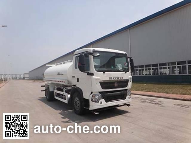 Qingzhuan sprinkler machine (water tank truck) QDZ5160GSSZHT5GE1