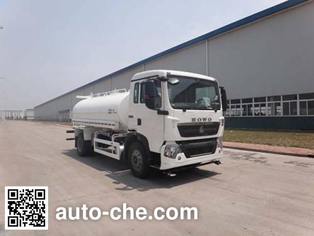 Qingzhuan sprinkler machine (water tank truck) QDZ5161GSSZHT5GE1