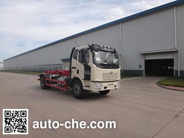 Qingzhuan detachable body garbage truck QDZ5161ZXXCJD
