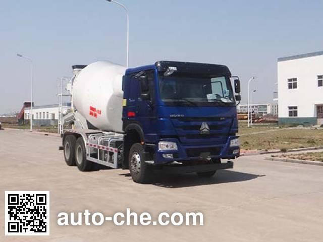 Qingzhuan concrete mixer truck QDZ5250GJBZH43D1