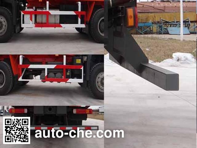 Qingzhuan garbage truck QDZ5252ZLJZH