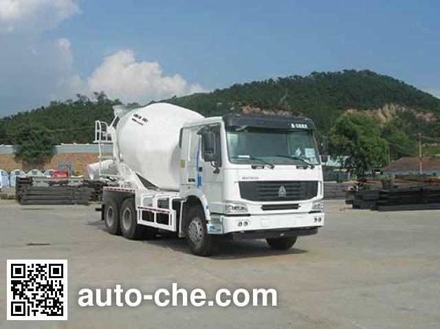 Qingzhuan concrete mixer truck QDZ5259GJBZH1