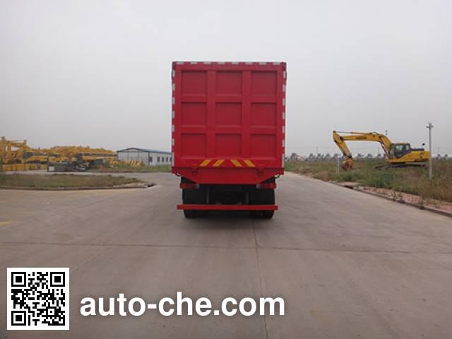 Qingzhuan garbage truck QDZ5310ZLJCD46