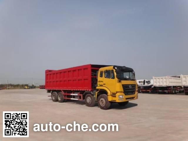 Qingzhuan garbage truck QDZ5310ZLJZA46D1