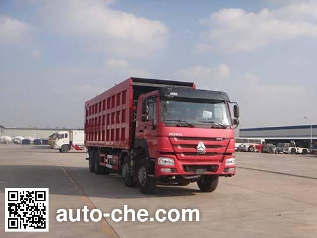 Qingzhuan garbage truck QDZ5310ZLJZH48E1L