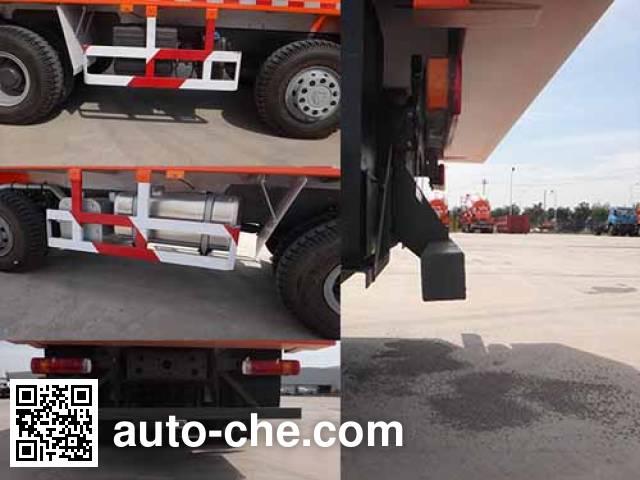 Qingzhuan garbage truck QDZ5310ZLJZHD1