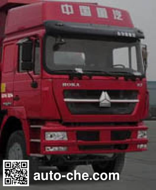 Qingzhuan garbage truck QDZ5310ZLJZK44D1