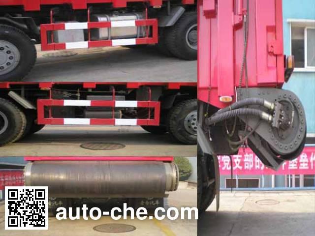 Qingzhuan garbage truck QDZ5311ZLJZH
