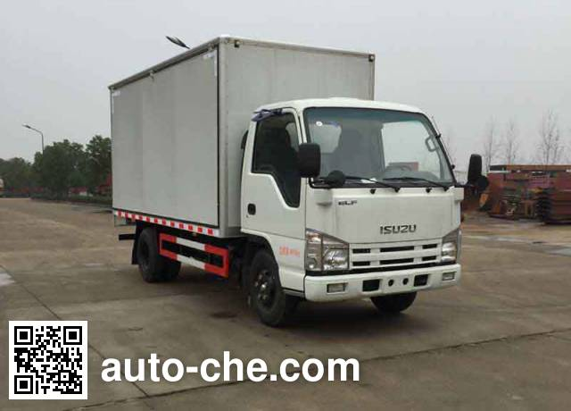 Sinotruk Huawin mobile shop SGZ5048XSHQL4
