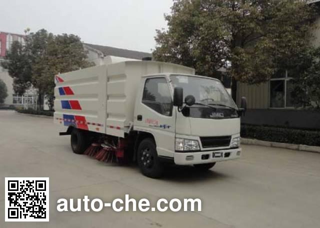 Sinotruk Huawin street sweeper truck SGZ5069TSLJX4