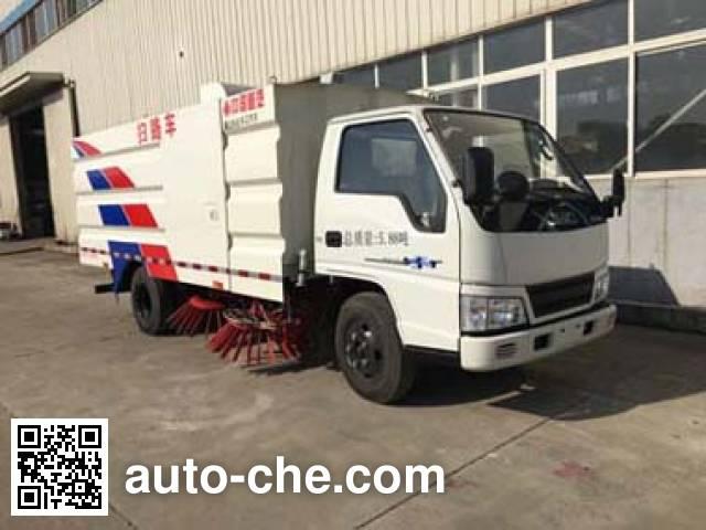 Sinotruk Huawin street sweeper truck SGZ5069TSLJX5