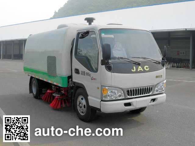 Sinotruk Huawin street sweeper truck SGZ5070TSLJH4