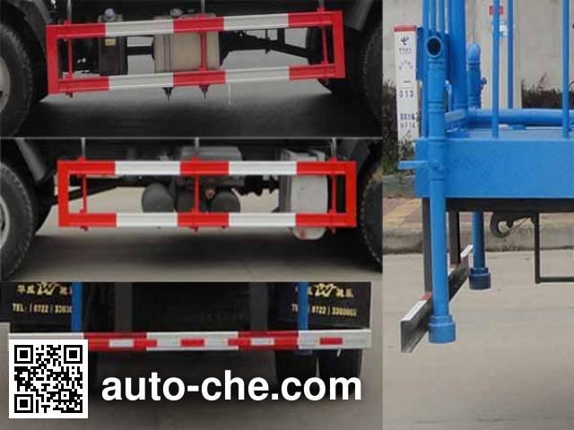 Sinotruk Huawin sprinkler / sprayer truck SGZ5180GPSZZ5T5
