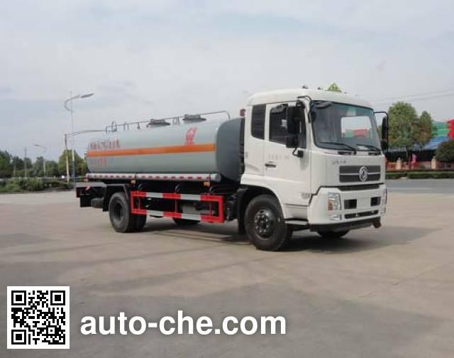 Sinotruk Huawin oil tank truck SGZ5160GYYD5BX1V