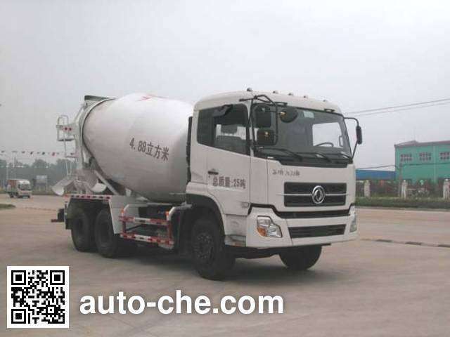 Sinotruk Huawin concrete mixer truck SGZ5250GJBA