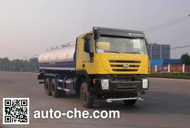 Sinotruk Huawin sprinkler machine (water tank truck) SGZ5250GSSCQ5