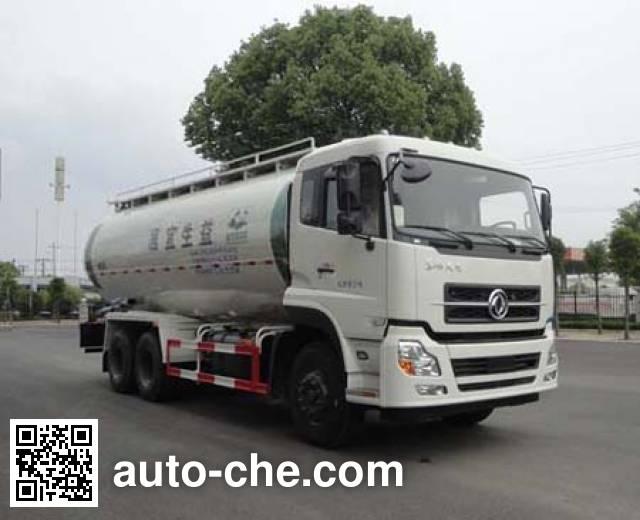 Sinotruk Huawin pneumatic discharging bulk cement truck SGZ5250GXHD5A13