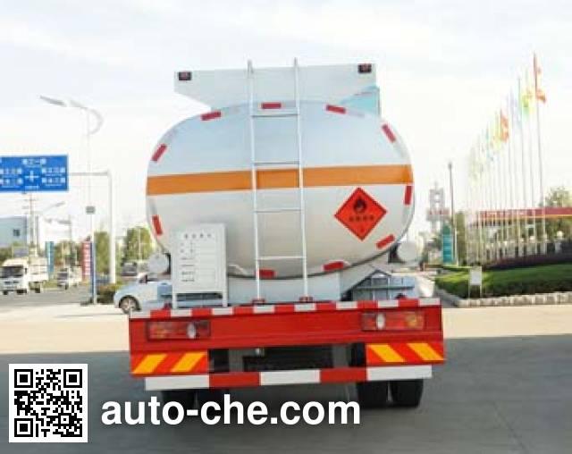 Sinotruk Huawin oil tank truck SGZ5253GYYDF5