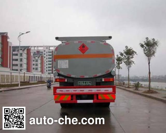 Sinotruk Huawin oil tank truck SGZ5260GYYZZ5J5