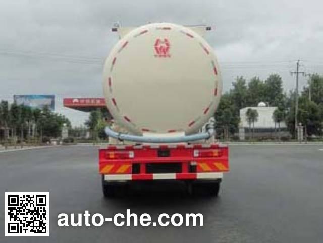 Sinotruk Huawin low-density bulk powder transport tank truck SGZ5310GFLZZ5D7